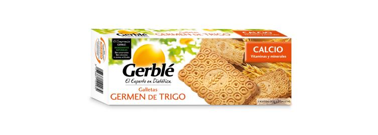 Galletas Germen De Trigo