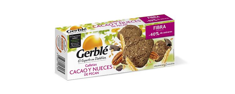 Galletas Cacao Y Nueces De Pecan