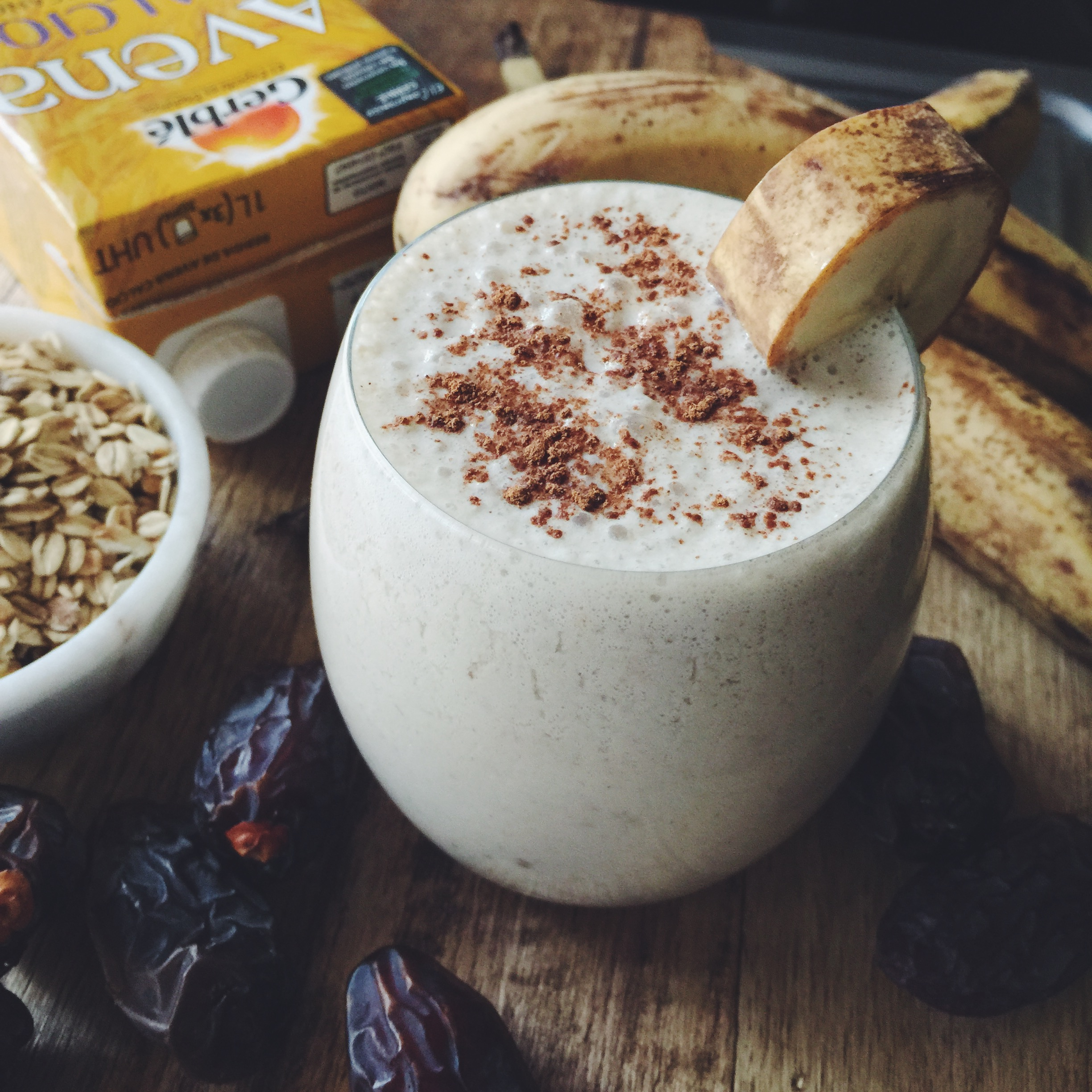 SMOOTHIE BANANA & NUTS BLESSING