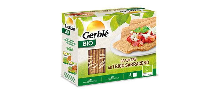 Crackers Bio De Trigo Sarraceno