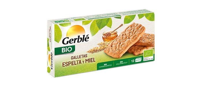 Galletas Bio De Espelta Y Miel
